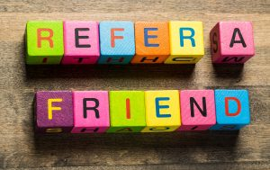 Education Resources Refer a Friend