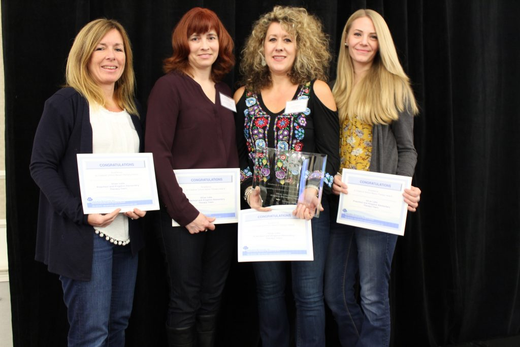 Vreative School Based Therapy Award ERI